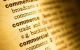 Dictionary Entry of Commerce