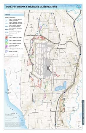 Wetlands and Streams