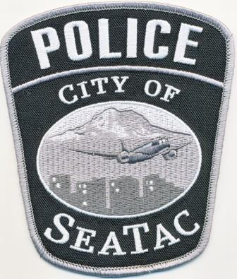 New Police Patch