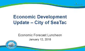 01-12-18 Economic Development Forcast Presentation