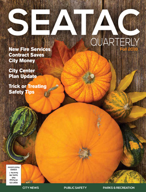 SeaTac Quarterly Fall 2018