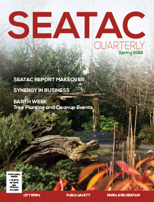 SeaTac Quarterly Spring 2018