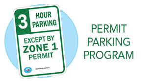 Permit Parking Program Registration