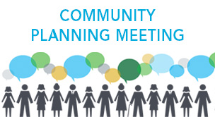 December 11th Community Planning Meeting for City Center/Airport Neighborhoods