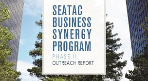 See the SeaTac Business Synergy Report Phase II