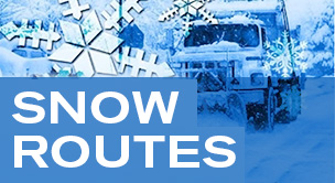 Snow Plowing Priority And Closures