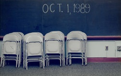 City Hall Chairs 1989