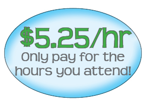 Camp Hourly Rate