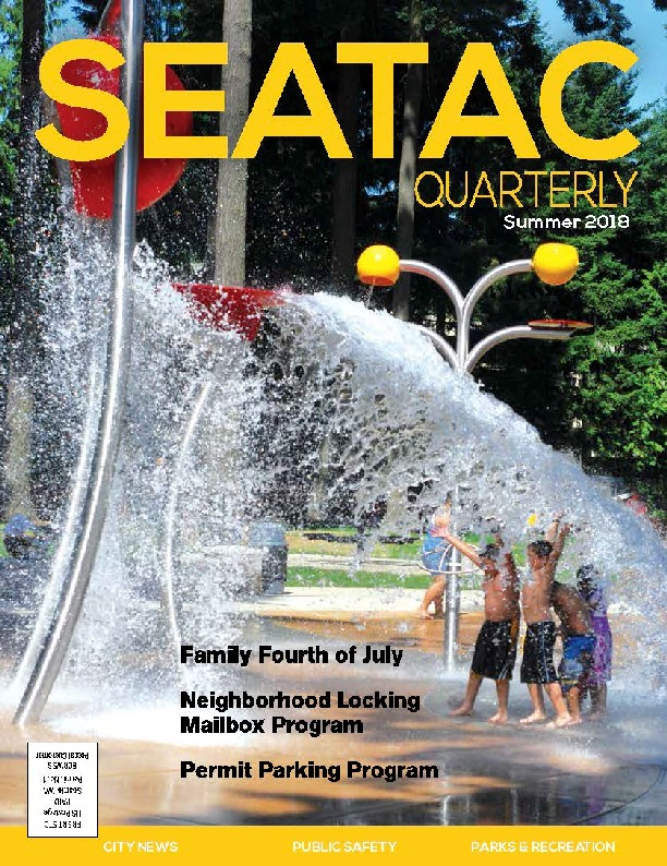 SeaTac Quarterly Summer 2018