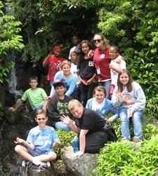 Summer Camp Teens